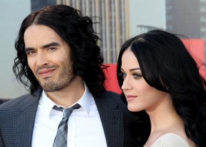 Russell Brand Katy Perry Orlando Bloom nie wpuszczony do Indii!