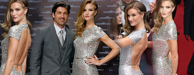 Rosie Huntington Whiteley1 To ona zastąpi Megan Fox w Transformersach!