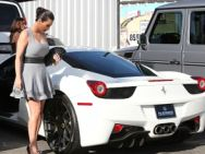 Ferrari 458 Chris Brown ma gest!