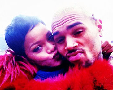 chris brown rihanna Chris Brown znów bije kobiety?!