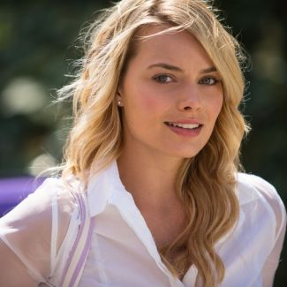 Margot Robbie Drobna wpadka Margot Robbie!