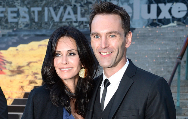Courteney Cox Courteney Cox i Matthew Perry będą razem?!