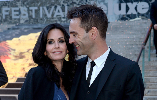 Courteney Cox Johny McDaid Robert Burneika rozwodzi się!
