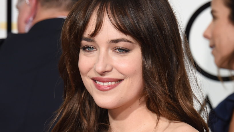Dakota Johnson1 Pierce Brosnan nie do poznania!