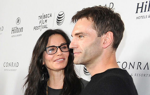 Courteney Cox i Johnny McDaid Courteney Cox i Matthew Perry będą razem?!
