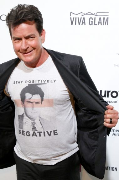 Charlie Sheen Charlie Sheen straci miliony?!