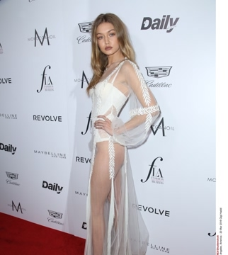 Gigi Hadid Gigi Hadid błysnęła na gali British Fashion Awards 2016