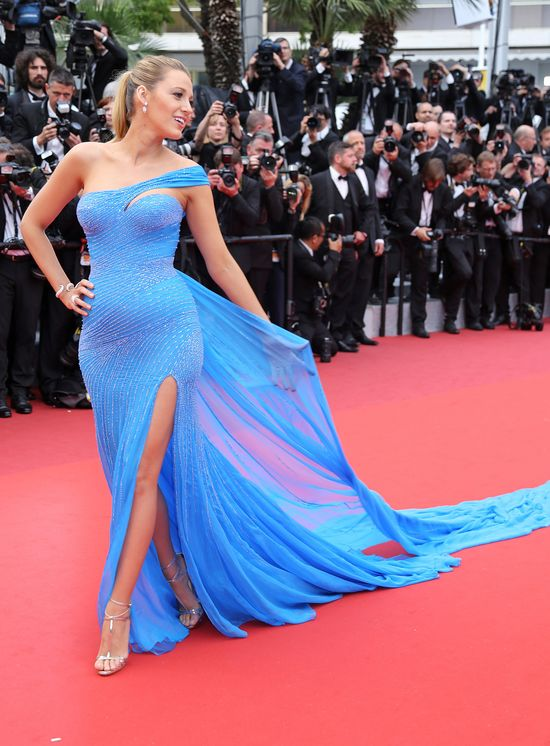 Blake Lively1 Państwo Clooney w Cannes!