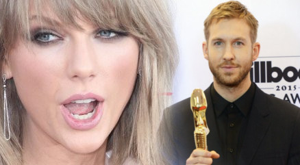 Taylor Swift Calvin Harris Taylor Swift zostawiła Calvina Harrisa?!