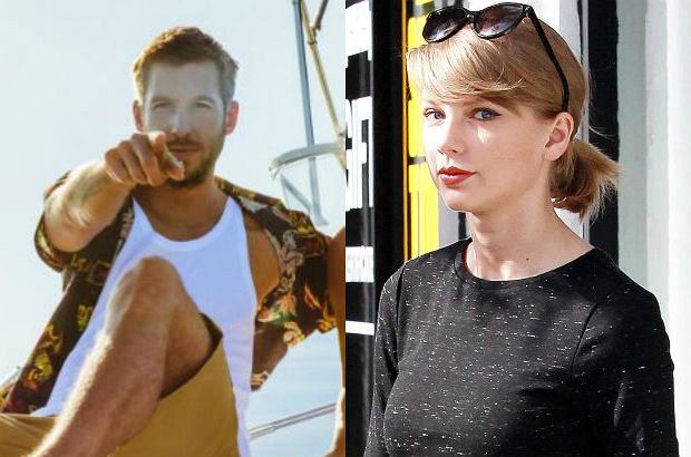 Calvin Harris Taylor Swift  Taylor Swift i Tom Hiddleston są parą!