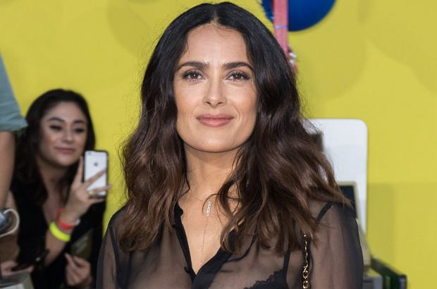 Salma Hayek To ona zastąpi Megan Fox w Transformersach!