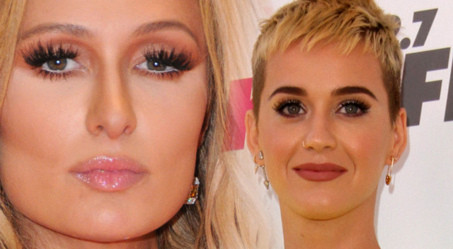 Paris Hilton Katy Perry Święta u Paris Hilton