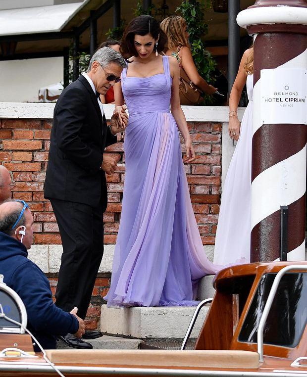 Clooney Państwo Clooney w Cannes!